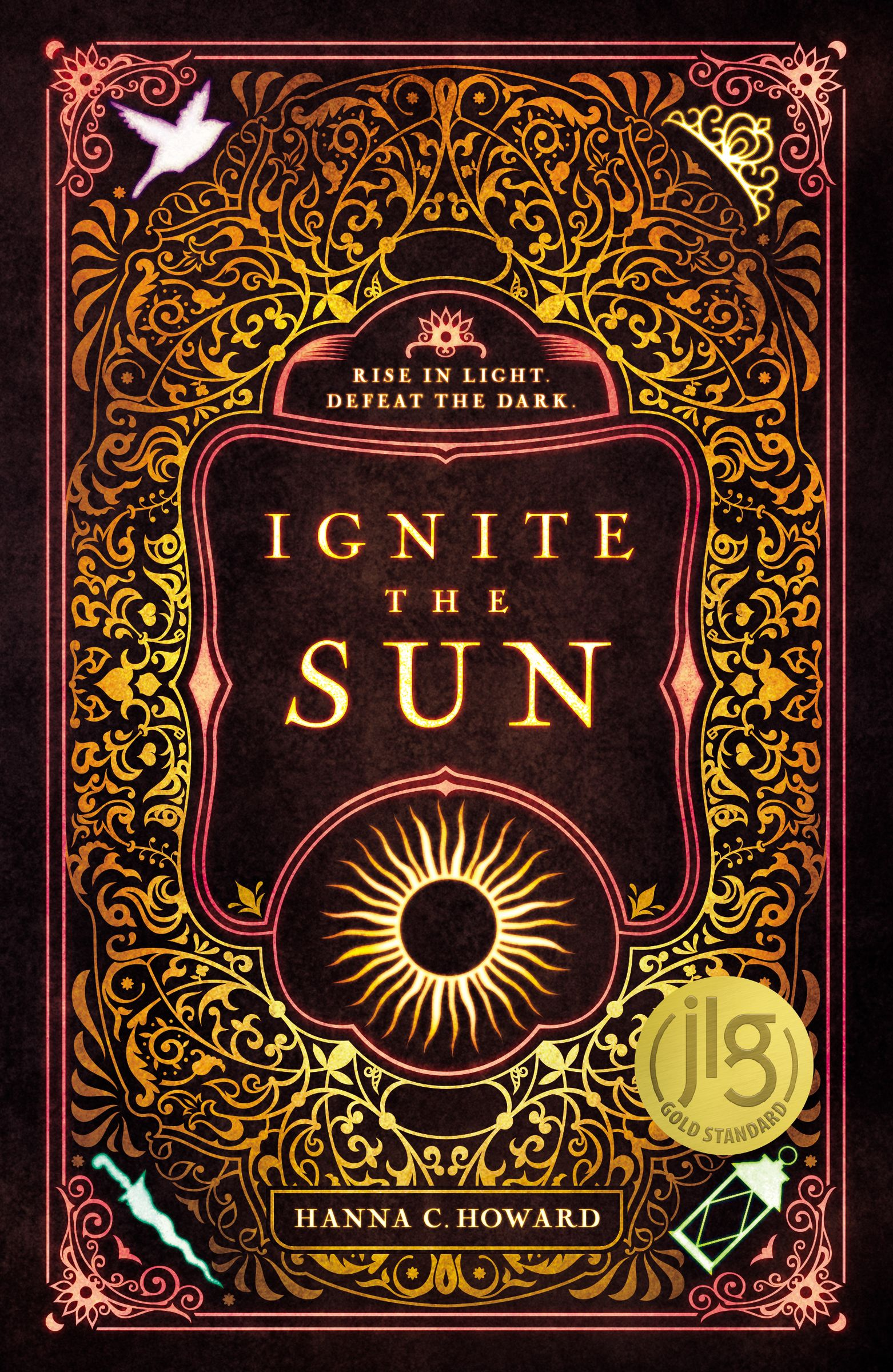 [PDF] [EPUB] Ignite the Sun Download by Hanna Howard