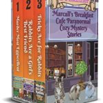 [PDF] [EPUB] Marcall's Breakfast Cafe Paranormal Cozy Mysteries: Books 1-3 Download