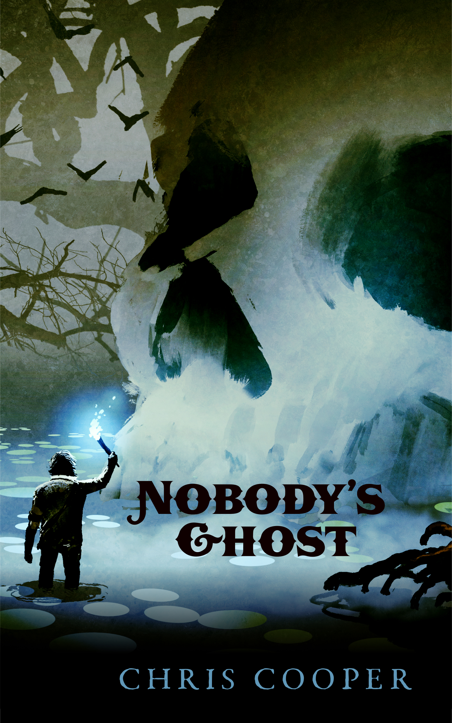 [PDF] [EPUB] Nobody's Ghost Download by Chris     Cooper