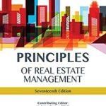 [PDF] [EPUB] Principles of Real Estate Management Download