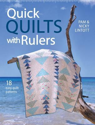 [PDF] [EPUB] Quick Quilts with Rulers: 18 Easy Quilts Patterns Download by Pam Lintott