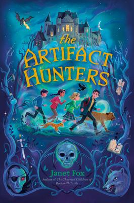 [PDF] [EPUB] The Artifact Hunters (Rookskill Castle #2) Download by Janet Fox