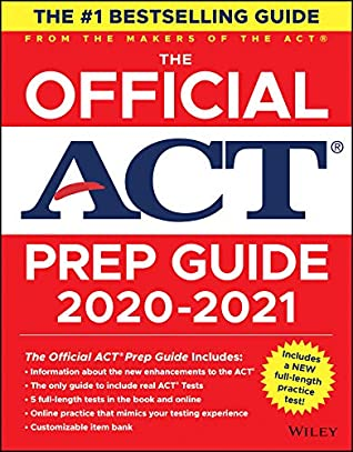[PDF] [EPUB] The Official ACT Prep Guide 2020 - 2021 Download by ACT