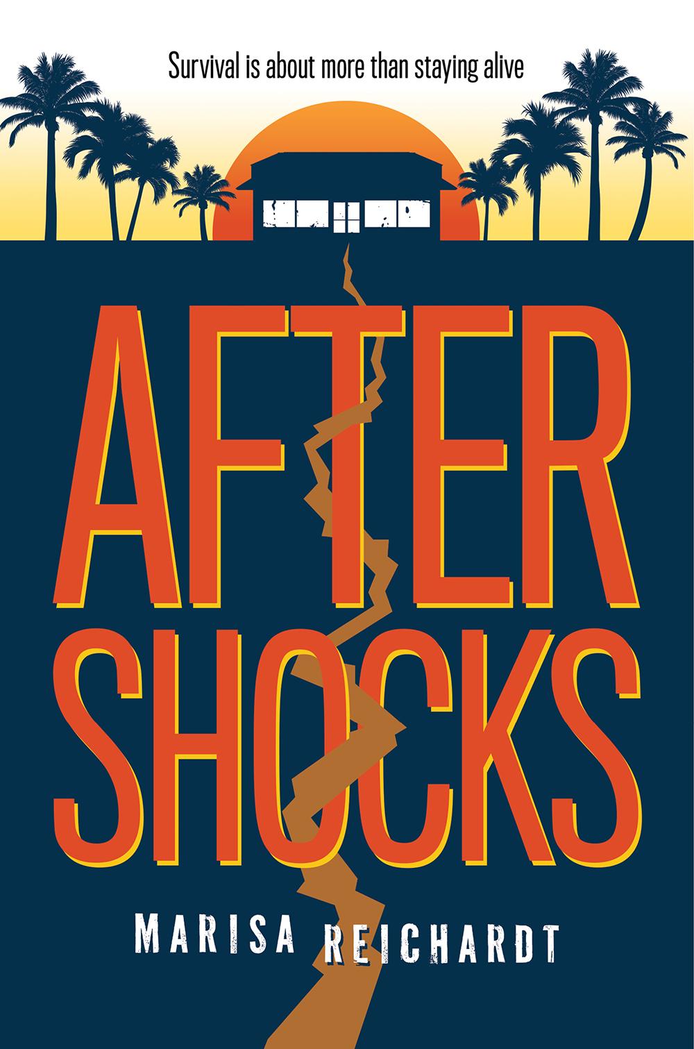 [PDF] [EPUB] Aftershocks Download by Marisa Reichardt