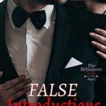 [PDF] [EPUB] False Introductions (The Billionaire Heirs Book 1) Download