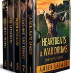 [PDF] [EPUB] Heartbeats and War Drums Box Set Books 1 – 5: A Scottish Time Travel Romance Download