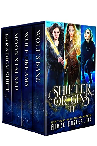 [PDF] [EPUB] Shifter Origins II (Series-Starter Shifter Variety Packs Book 2) Download by Aimee Easterling