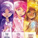 [PDF] [EPUB] Star Darlings Collection Volume 1: Sage and the Journey to Wishworld; Libby and the Class Election; Leona's Unlucky Mission Download