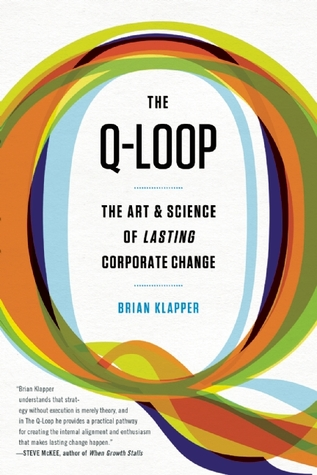 [PDF] [EPUB] The Q-Loop: The Art and Science of Lasting Corporate Change Download by Brian Klapper