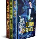 [PDF] [EPUB] The Quinn Chronicle: An Urban Fantasy Heist series Download
