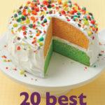 [PDF] [EPUB] Betty Crocker 20 Best Birthday Cakes Recipes for Kids Download