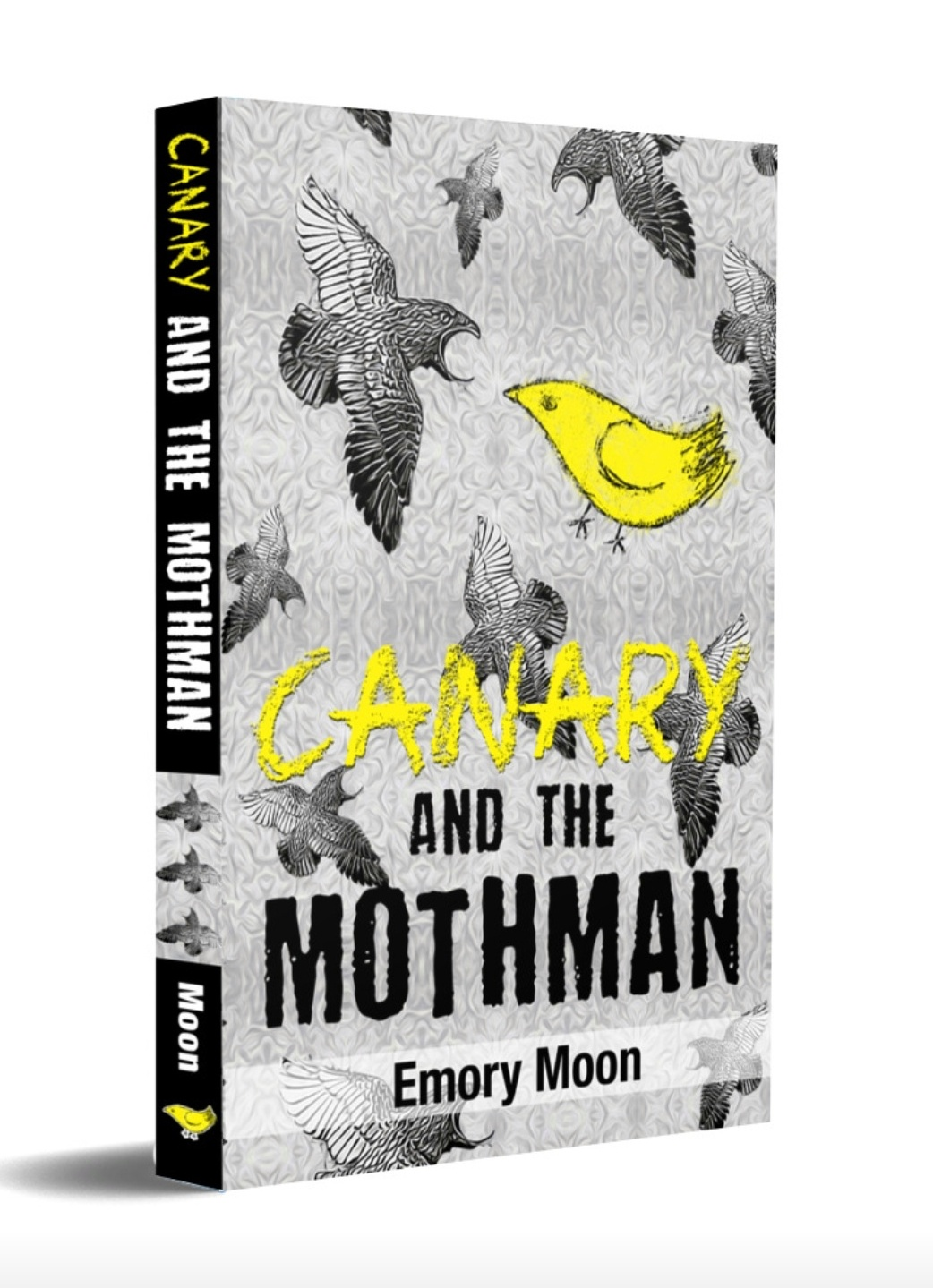 [PDF] [EPUB] Canary and the Mothman Download by Emory Moon