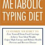 [PDF] [EPUB] The Metabolic Typing Diet: Customize Your Diet To: Free Yourself from Food Cravings: Achieve Your Ideal Weight; Enjoy High Energy and Robust Health; Prevent and Reverse Disease Download
