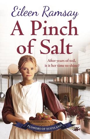 [PDF] [EPUB] A Pinch of Salt (Flowers of Scotland #3) Download by Eileen Ramsay