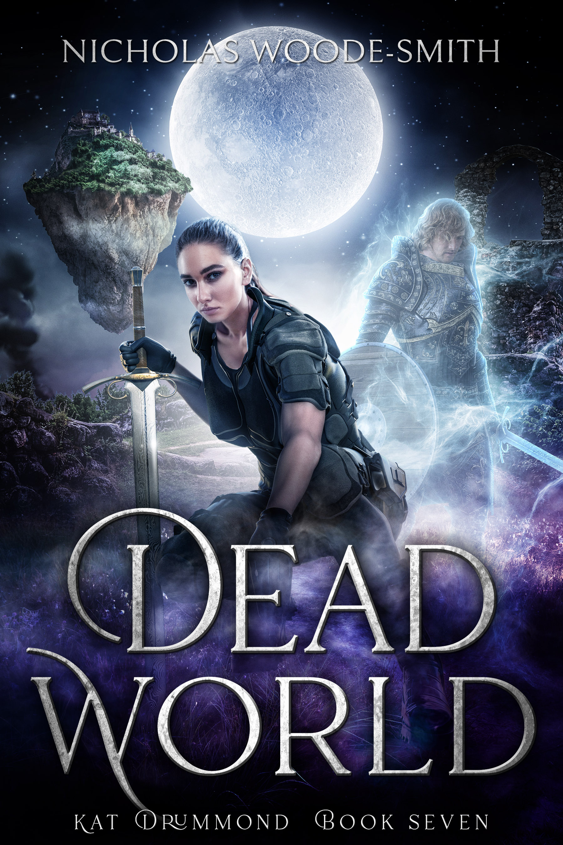 [PDF] [EPUB] Dead World (Kat Drummond, #7) Download by Nicholas Woode-Smith