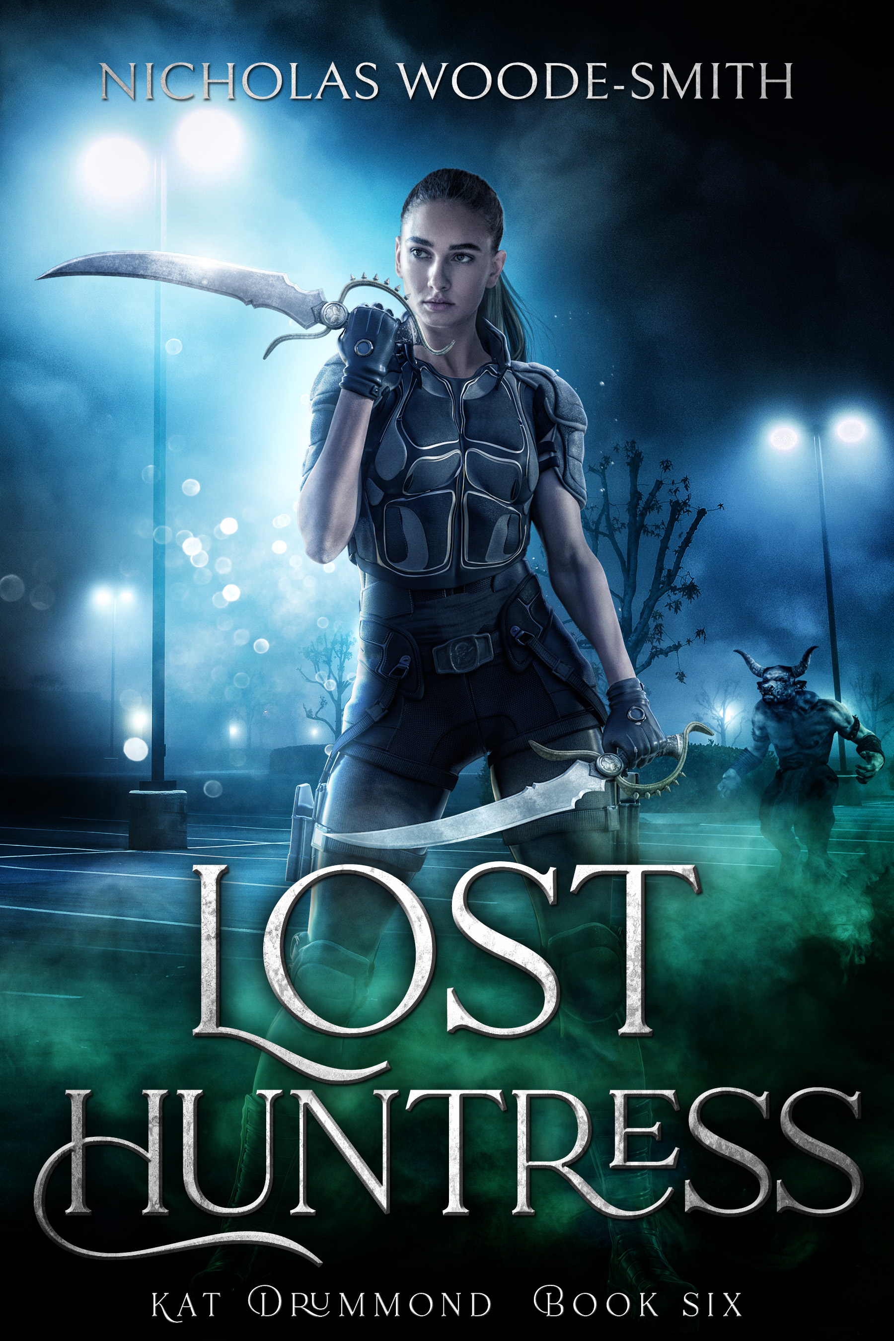 [PDF] [EPUB] Lost Huntress (Kat Drummond, #6) Download by Nicholas Woode-Smith