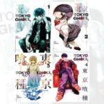 [PDF] [EPUB] Sui Ishida Collection Tokyo Ghoul Series Volume 1-4, 4 Books Bundle Download