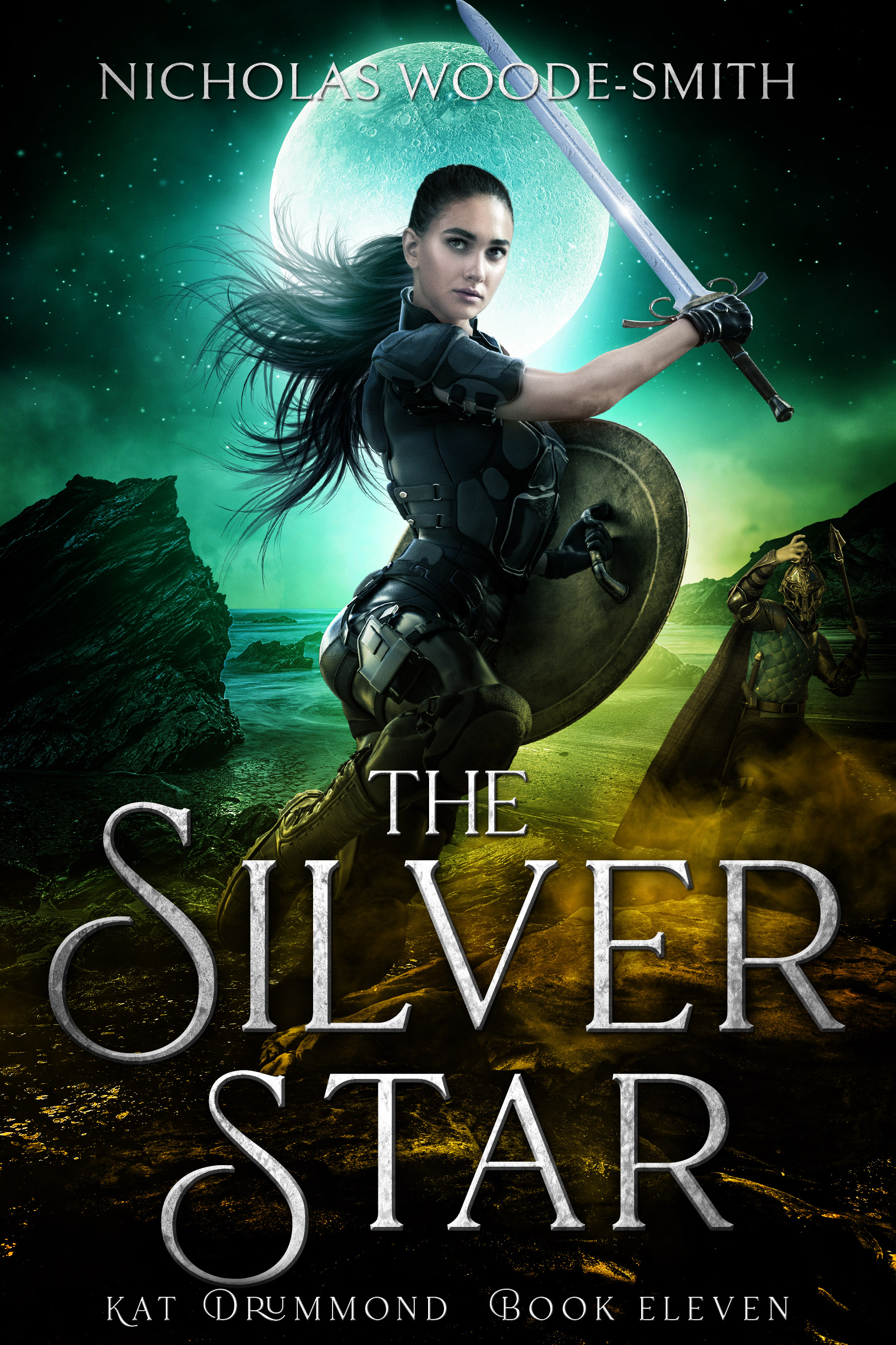 [PDF] [EPUB] The Silver Star (Kat Drummond, #11) Download by Nicholas Woode-Smith