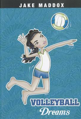 [PDF] [EPUB] Volleyball Dreams Download by Jake Maddox