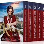 [PDF] [EPUB] Regency Christmas Box Set: Risking it all Download