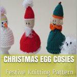 [PDF] [EPUB] Christmas Egg Cosies: Festive Knitting Pattern Download