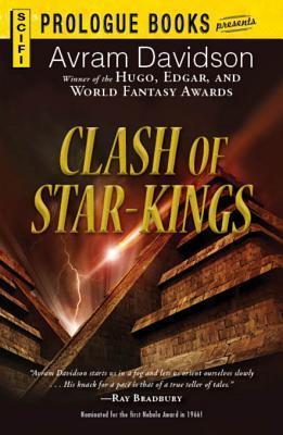 [PDF] [EPUB] Clash of Star-Kings Download by Avram Davidson