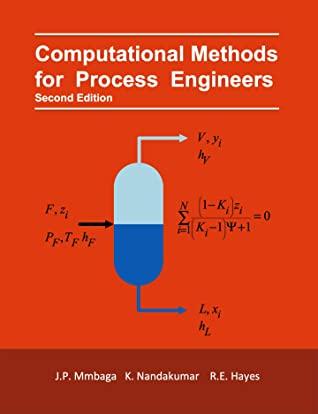 [PDF] [EPUB] Computational Methods for Process Engineers Download by Joseph Mmbaga