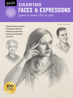 [PDF] [EPUB] Drawing: Faces and Expressions: Learn to draw step by step Download by Diane Cardaci