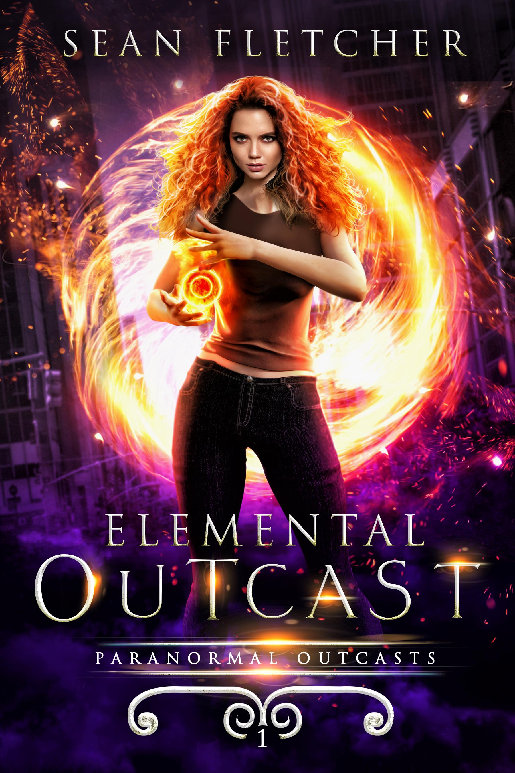 [PDF] [EPUB] Elemental Outcast (Paranormal Outcasts #1) Download by Sean  Fletcher