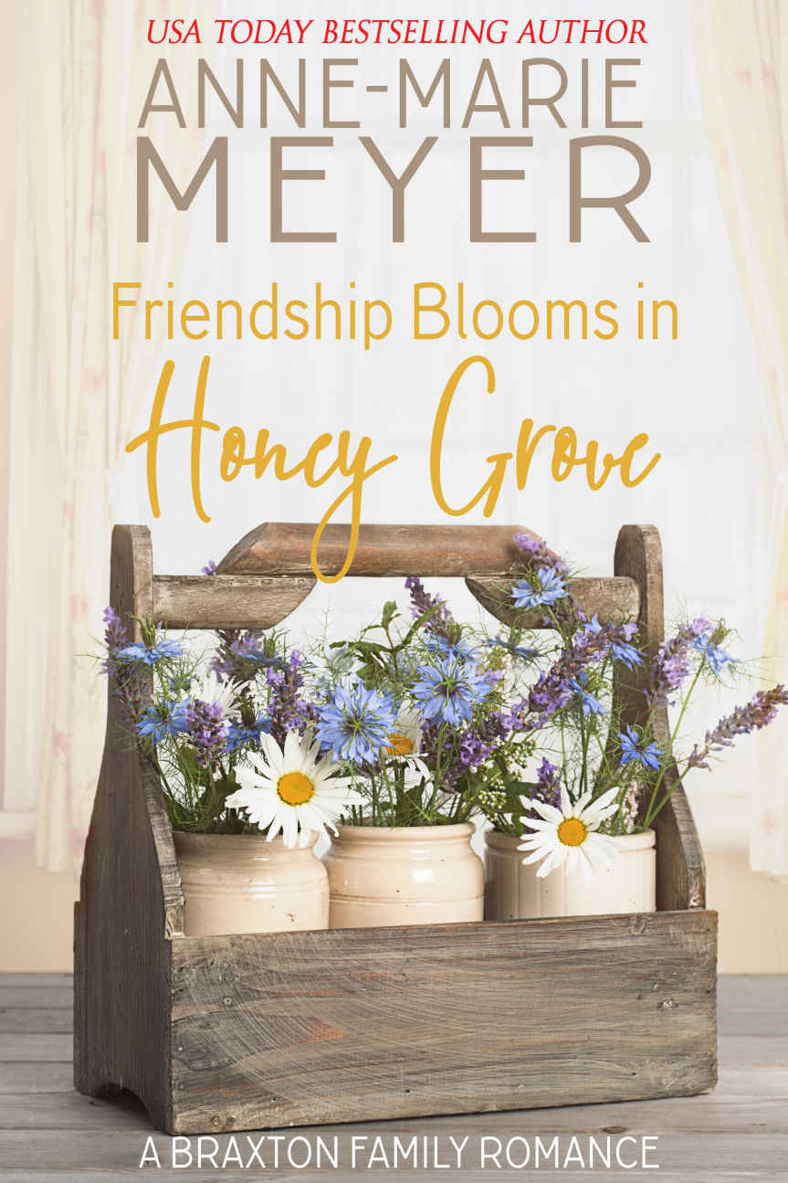[PDF] [EPUB] Friendship Blooms in Honey Grove (Braxton Family #2) Download by Anne-Marie Meyer