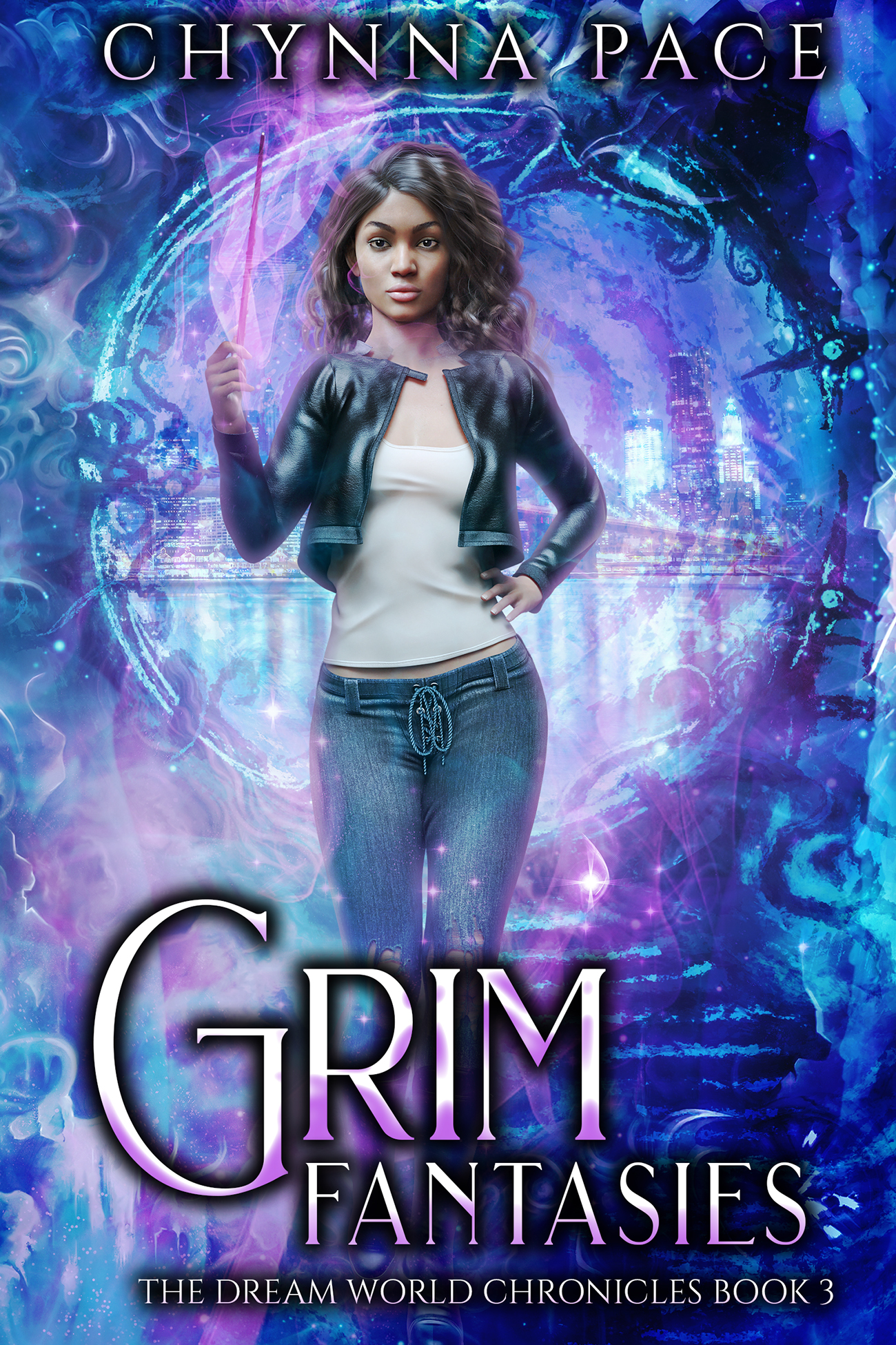 [PDF] [EPUB] Grim Fantasies (The Dream World Chronicles #3) Download by Chynna Pace