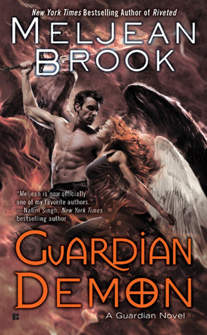 [PDF] [EPUB] Guardian Demon (The Guardians, #8) Download by Meljean Brook