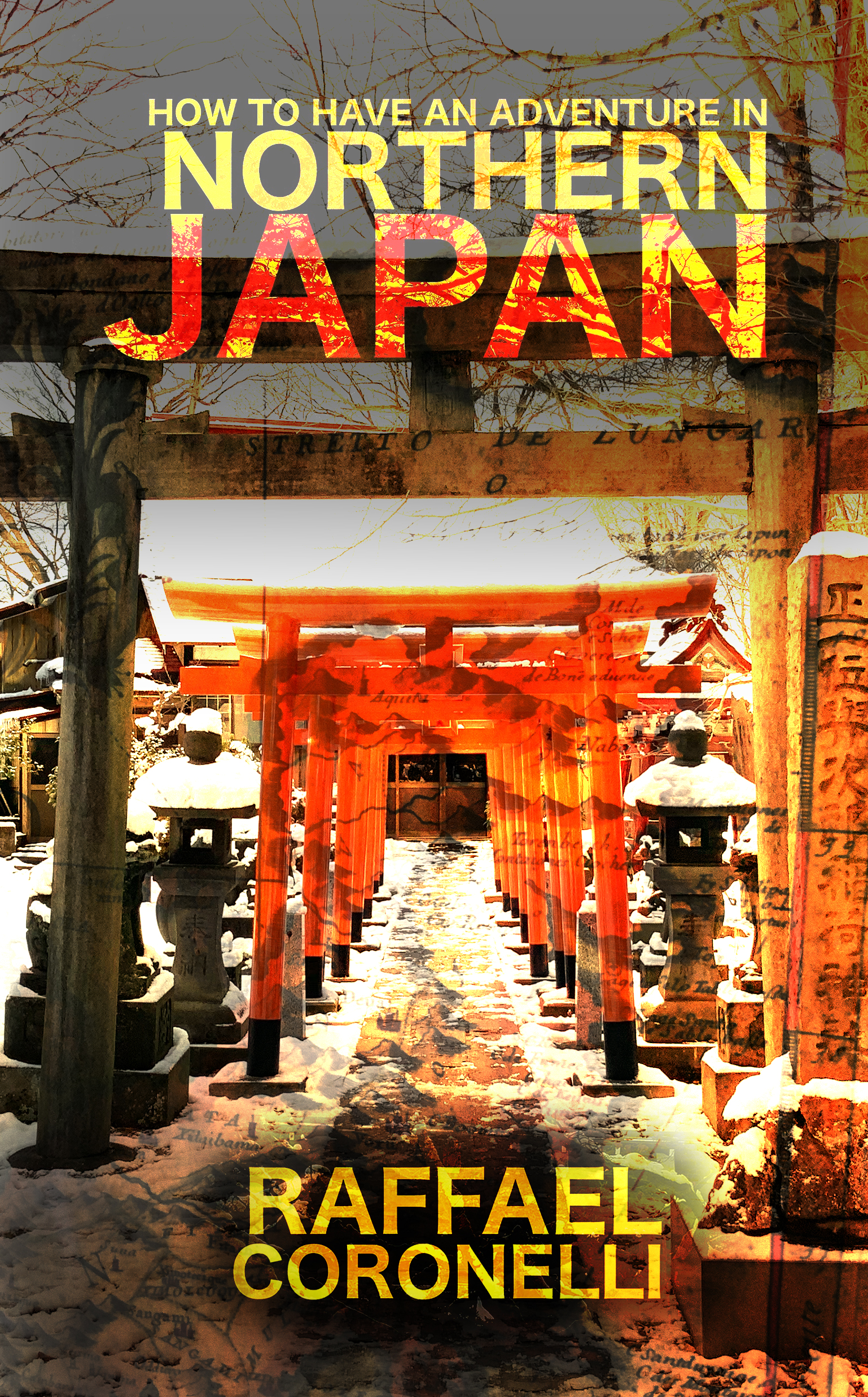 [PDF] [EPUB] How to Have an Adventure in Northern Japan Download by Raffael Coronelli