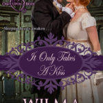 [PDF] [EPUB] It Only Takes a Kiss (Once Upon a Bride, #2) Download