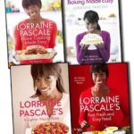 [PDF] [EPUB] Lorraine Pascale 4 Books Collection Pack Set A Lighter Way to Bake, Lorraine Pascales Fast, Fresh and Easy Food, Home Cooking Made Easy, Baking Made Easy Download