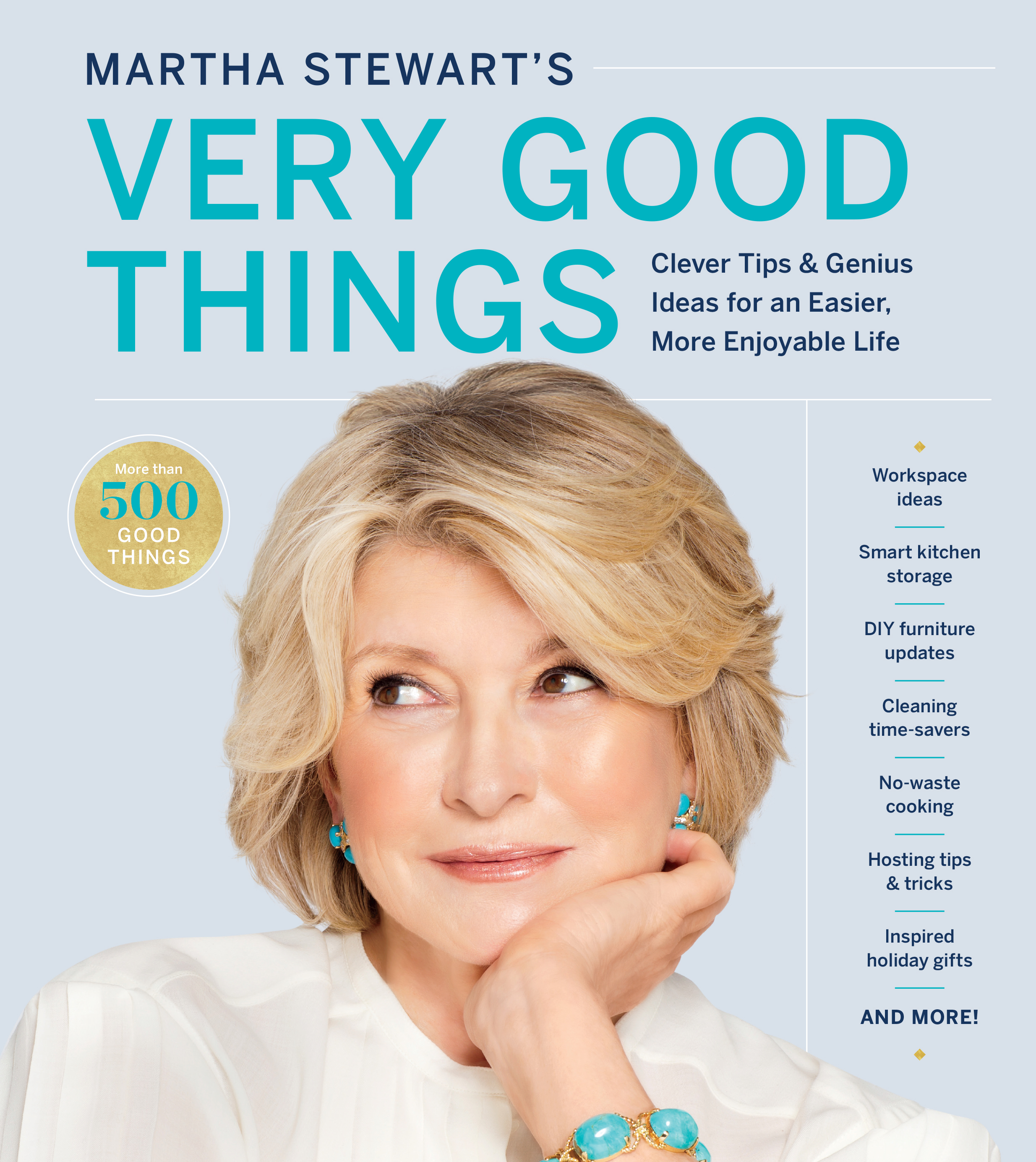 [PDF] [EPUB] Martha Stewart's Very Good Things: Clever Tips  Genius Ideas for an Easier, More Enjoyable Life Download by Martha Stewart