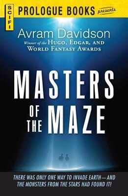 [PDF] [EPUB] Masters of the Maze Download by Avram Davidson