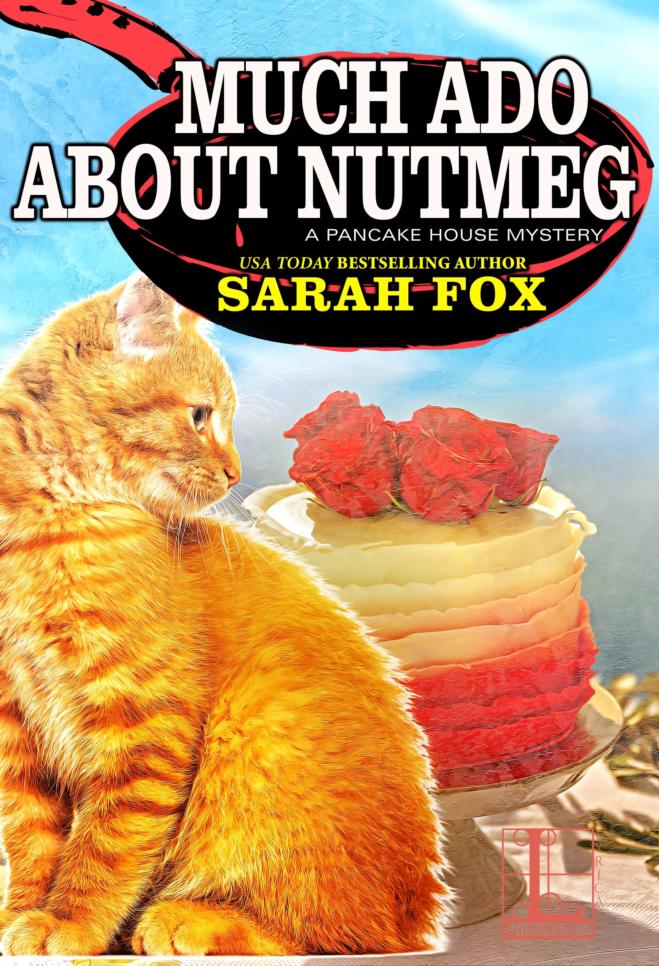 [PDF] [EPUB] Much Ado about Nutmeg (Pancake House Mystery #6) Download by Sarah    Fox