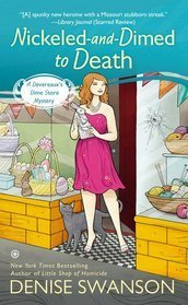[PDF] [EPUB] Nickeled-And-Dimed to Death Download by Denise Swanson