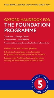 [PDF] [EPUB] Oxford Handbook for the Foundation Programme Download by Tim Raine
