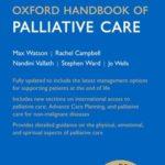 [PDF] [EPUB] Oxford Handbook of Palliative Care Download