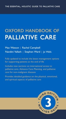 [PDF] [EPUB] Oxford Handbook of Palliative Care Download by Max Watson