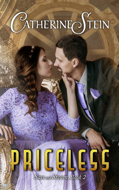 [PDF] [EPUB] Priceless (Sass and Steam, #2) Download by Catherine  Stein