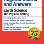 [PDF] [EPUB] Regents Exams and Answers: Earth Science (Barron's Regents NY) by Edward J. Denecke Jr., Barrons Educational Series Download