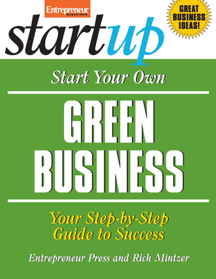 [PDF] [EPUB] Start Your Own Green Business Download by Entrepreneur Press