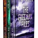 [PDF] [EPUB] The Freeman Files Series: Books 4 – 6 (The Freeman Files Box Set) Download