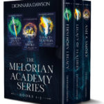 [PDF] [EPUB] The Melorian Academy: Books 1-3 Download