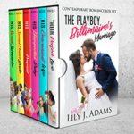 [PDF] [EPUB] The Playboy Billionaire's Marriage: Contemporary Romance Box Set Download
