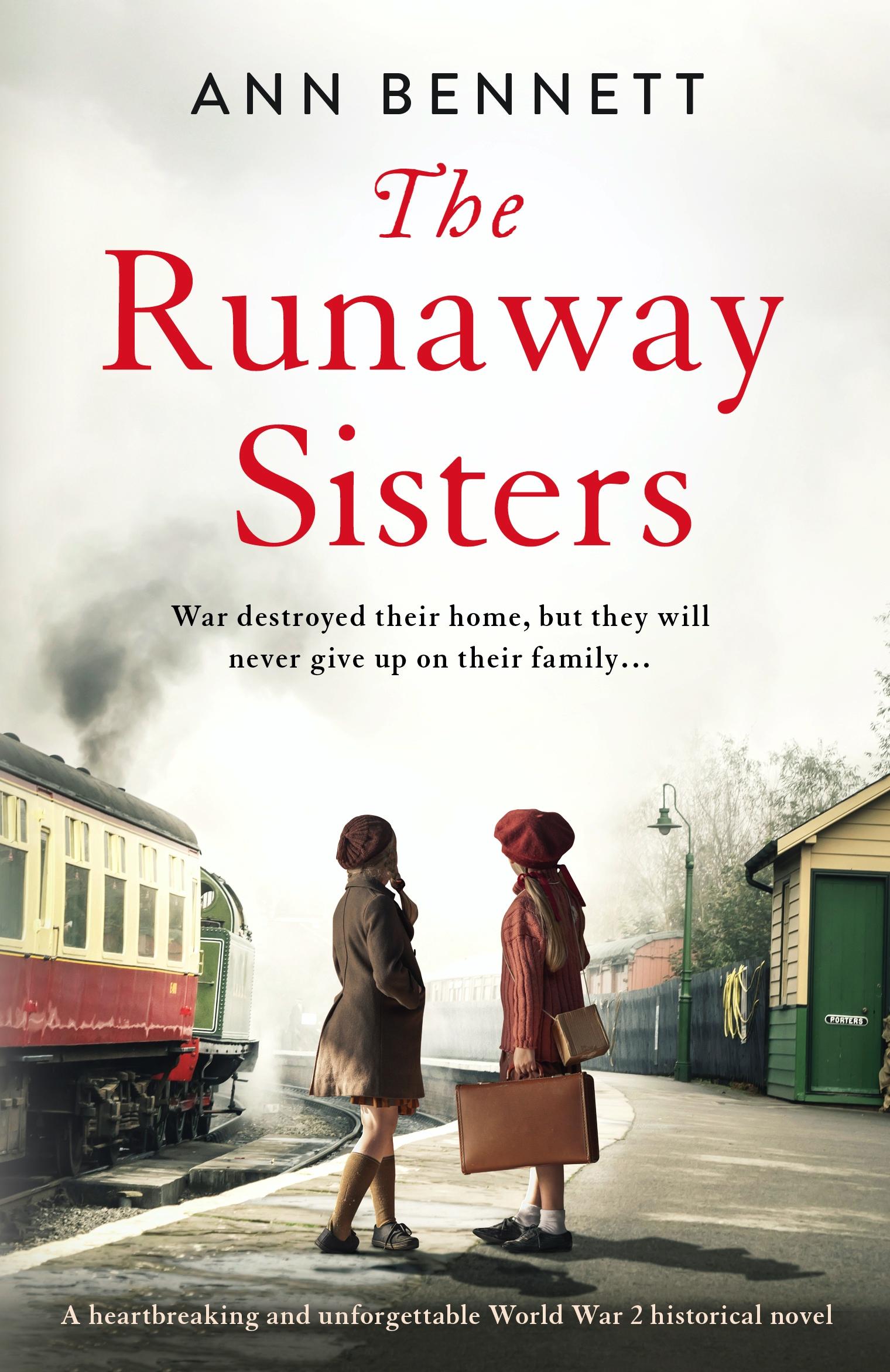 [PDF] [EPUB] The Runaway Sisters Download by Ann Bennett