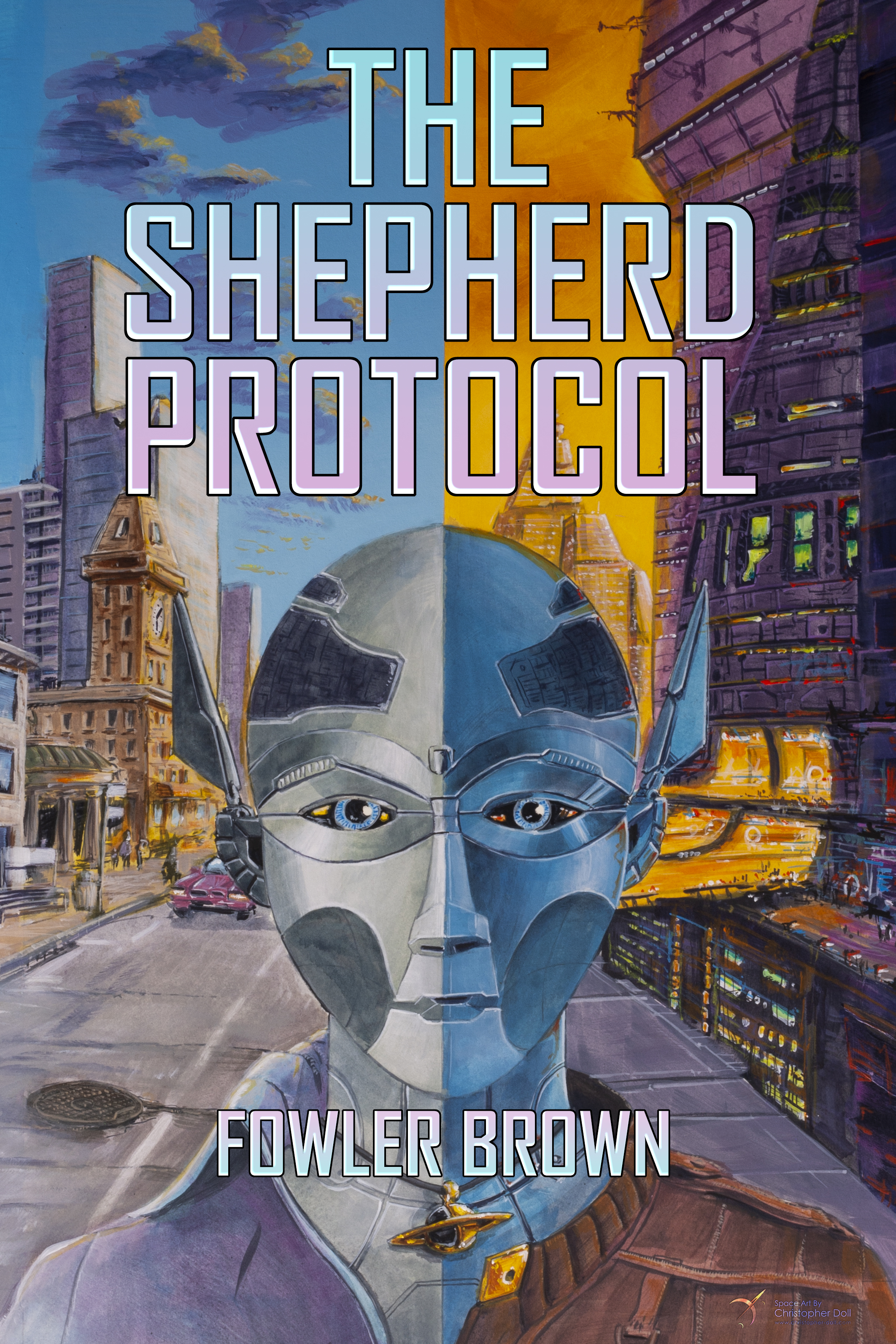 [PDF] [EPUB] The Shepherd Protocol Download by Fowler Brown
